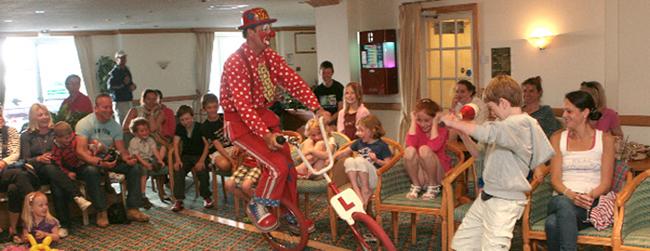 Children's Entertainers in Devon and Cornwall
